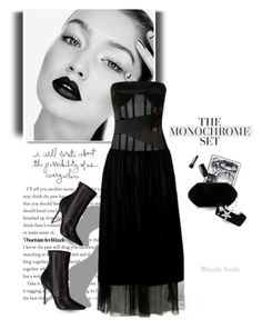 """""""No one is you and that is your power"""" by blonde-bedu ❤ liked on Polyvore featuring Manolo Blahnik, Topshop, Chanel, Kat Von D, Hunting Season and Marc Jacobs"""