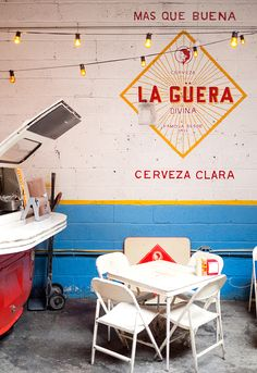 TACOMBI a Mexican restaurant in NY * Interiors Interiors Interiors * The Inner Interiorista