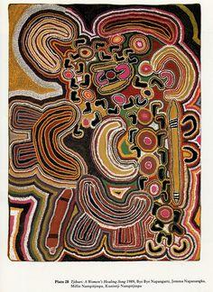aboriginal art - Napangarti
