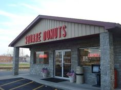 best donut fix ever - Square Donuts, Terre Haute, IN