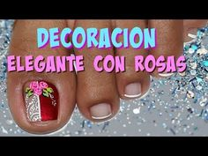 Round Eyes, Toe Nail Designs, Nails Pies, Toe Nails, Pedicure, Finger, Lily, Foto Instagram, Nail Ideas