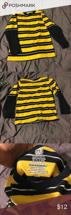 Kids boy Long sleeve shirt Really cute kids boy Long sleeve shirt Shirts & Tops Tees - Long Sleeve