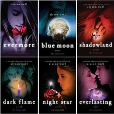 The Immortals Series