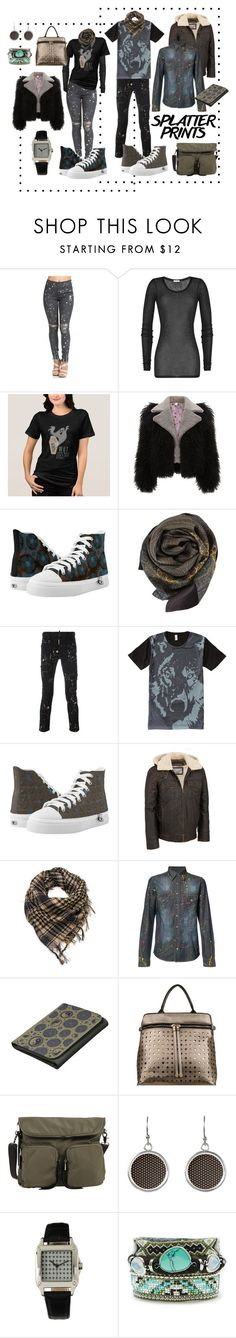 """Ghost Memory"" by ubm-store ❤ liked on Polyvore featuring American Vintage, Chanel, Dsquared2, Wilsons Leather, Philipp Plein, Mellow World, christopher. kon, Hipanema and paintiton"