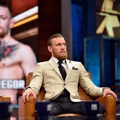 """#Repost @ufc ・・・#TheNotorious continues TONIGHT w/ episode two """"The Fight Business"""" 