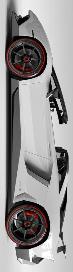 Lamborghini Aventador Superveloce Vitesse Audessus by Levon