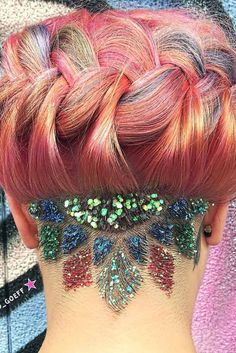 Looking for a cute new undercut? We have some amazing hairstyle undercut hair ideas for both longer and shorter hairstyles! ★ See more: http://glaminati.com/women-undercut-hair-ideas/?utm_source=Pinterest&utm_medium=Social&utm_campaign=women-undercut-hair-ideas&utm_content=photo20