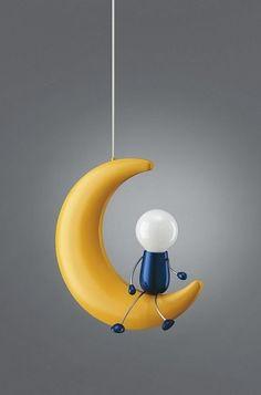 New Philips Massive Kico Lunardo Moon Pendant Light Lighting