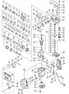 Wysyłka części zamiennych do elektronarzędzi Hitachi. Sklep i serwis elektronarzędzi z tradycją