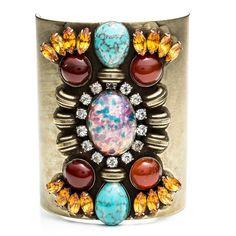 DANNIJO Emmy Bracelets ($745) ❤ liked on Polyvore
