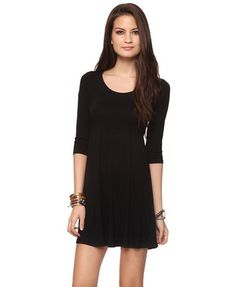 Forever21 - Fit & flare dress for only $12.80!