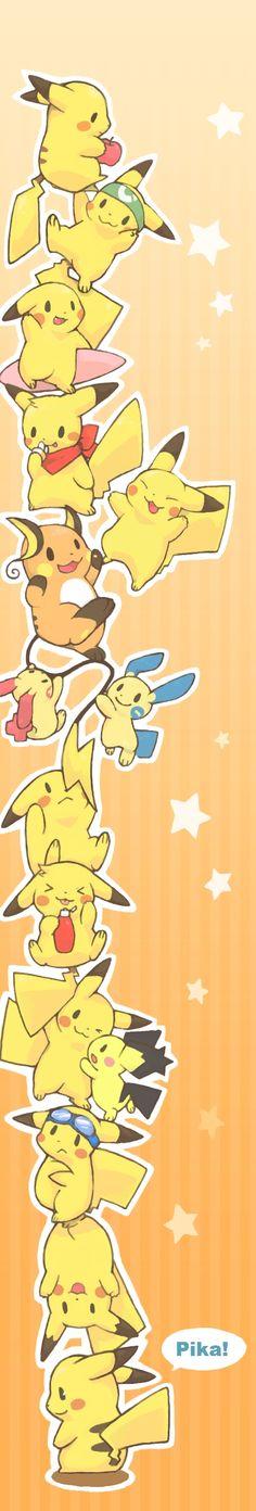 /Pokémon/#1599772 - Zerochan | Pokemon's Pikachu | Nintendo