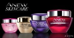 Resolve to take your skincare routine to the next level with Avon's ANEW skincare collections! #AvonRep