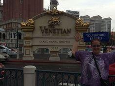 Venetian Hotel Las Vegas! July 2014 #ysbh #vegasinjuly #wvbootcamp