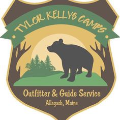 Tylor Kelly Camps in Allagash Maine - Tylor Kelly Camps & Kellys Northwoods Lodge Hunting Outfitters, Northern Maine, Moose Hunting, Camps