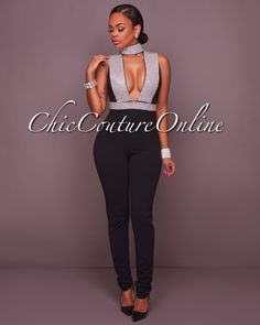 Chic Couture Online - Sansa Black Rhinestone Embellished Jumpsuit,  (http://www.chiccoutureonline.com/sansa-black-rhinestone-embellished-jumpsuit/)