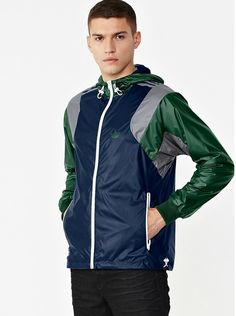 adidas Originals Mens Sport Wind Breaker