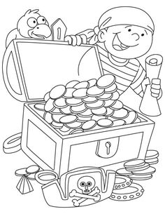 Backyardigans Pirate Coloring Pages. This page is all about pirates! The pirates sail across the oceans in their ships, attacking other ships and robbing them. Then they hide their captur.