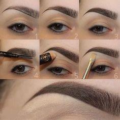 eyebrow-tu Como lograr unas Cejas perfectas.