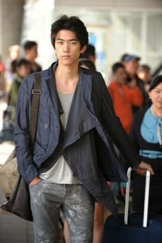 Sung Joon #airportfashion
