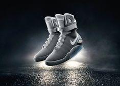 BTTF II:ナイキ、自動靴ひも調整シューズ Nike Mag 発表。来年春オークション形式で限定発売 - Engadget Japanese
