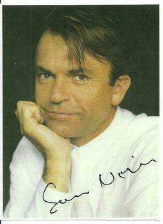 Sam Neil Autographed photo certified