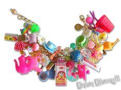 VANITY TOYS charm bracelet