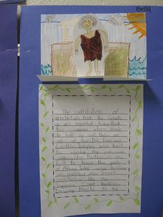 Third Grade Thinkers: Paragraph Writing: Main Idea and Details