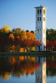 48a69fdca9320 13 Best Painting: Furman Bell Tower images in 2015 | Tower