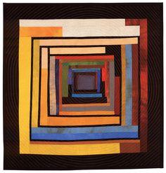 Bernina quilt by Nancy Crow