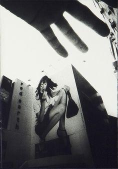 """""""Daido MORIYAMA :: from It, 2006"""" - one of my photography idols"""