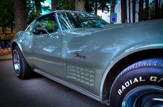 #Corvettes #Chevys #Chevrolets - 1972 Corvette Stingray