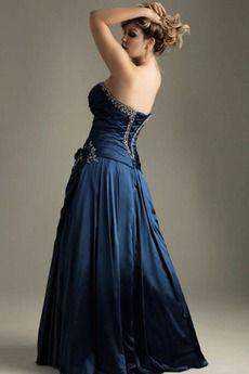 Αμάνικο Διακοσμητικά Επιράμματα δραματική Βραδινά φορέματα
