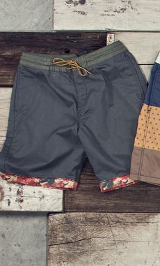 Billabong Garage Collection // Billabong Glide Boardshort