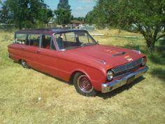 ford falcon wagon 1963 hot rod