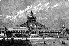 The Vienna World Exhibition, 1873 Expo 2015, Lightning Strikes, World's Fair, Vienna, Hungary, Dahlia, Austria, Good Times, Louvre