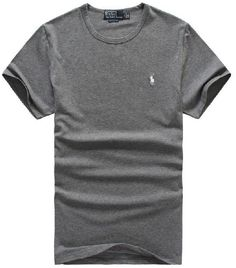 polos pas cher ralph lauren - ralph lauren polo t-shirt design Tee en Gris  · Vêtements HommeShorts ... c121e374c597