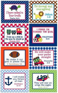 Bible verses by earlene