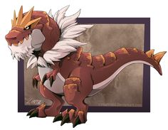 Tyrantrum by Lintufriikki on deviantART.