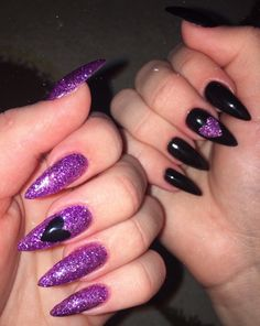 Goth Nails, Edgy Nails, Grunge Nails, Oval Nails, Stylish Nails, Brown Acrylic Nails, Acrylic Nail Designs Coffin, Best Acrylic Nails, Queen Nails