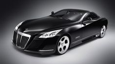 maybach exelero v12 biturbo