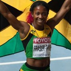 Discover the most famous people from Jamaica including Bob Marley, Usain Bolt, Sean Paul, OMI, Raheem Sterling and many more. Shelly Ann Fraser, Weight Loose Tips, Bob Marley Legend, Sean Paul, Usain Bolt, Sports Day, Serena Williams, Track And Field, Queens