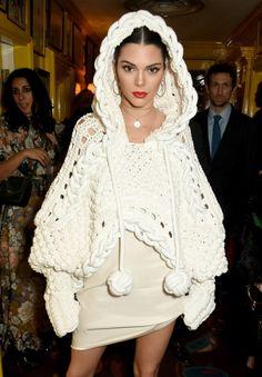 Kendall Nicole Jenner Fashion Style