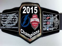 Tampa-Bay-Lightning-2015-NHL-Eastern-Conference-Champions-Championship-Belt