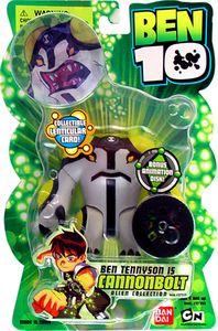 ben10 toys | Toy Store Inc.:: Ben 10 Alien Collection - Cannonbolt