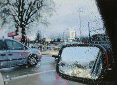 Photorealist painting by Karen Woods