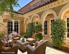 Higher Ground - Stylish and sophisticated single story Italian Villa in the Bridges. One of the best Golf Communities Rancho Santa Fe has to offer! #ranchosantafe