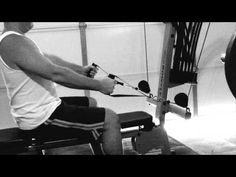 Bowflex Classic Exercises: Seated Lat Row.  This is how to do the seated lat row on Bowflex classic.  Please share this video with others.