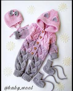 520 Likes, 36 Comments - Loose . 520 Likes, 36 Comments - Loose . 520 Likes, 36 Comments - Loose Knit Baby Dress, Knitted Baby Clothes, Baby Cardigan, Baby Boy Knitting Patterns, Baby Patterns, How To Start Knitting, Knitting For Kids, Diy Crafts Knitting, Designer Kids Clothes