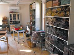 pictures of home rug hooking studios - Bing Images